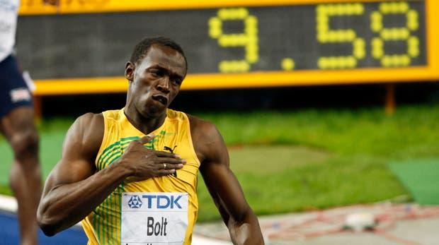 El retiro de Usain Bolt: la línea de tiempo con los hitos que marcaron su reinado en los 100 metros