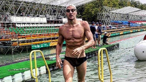 Guillermo Bertola terminó 20° en el Mundial