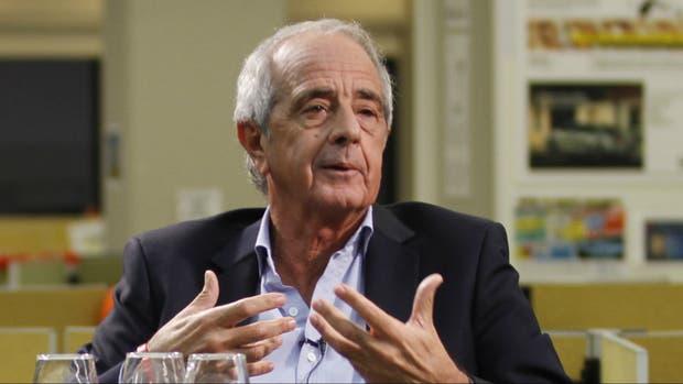 Rodolfo D''Onofrio, presidente de River