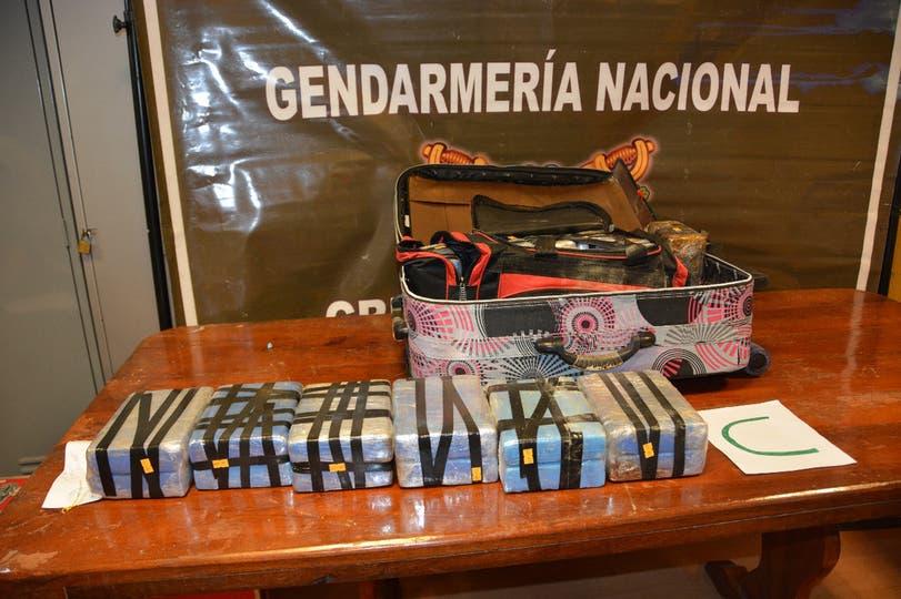 La investigación comenzó con la denuncia del embajador de Rusia en la Argentina y se detectaron cerca de 400 kilos de cocaína