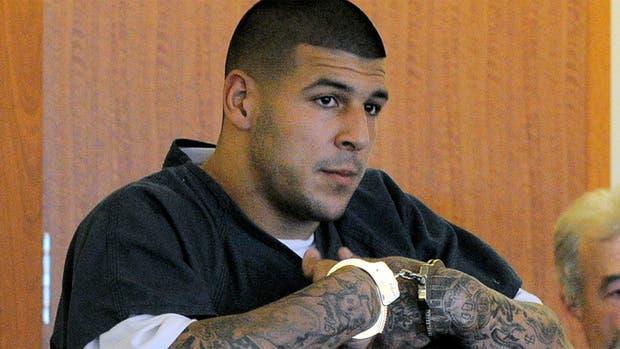 Hernández fue condenado a cadena perpetua por homicidio
