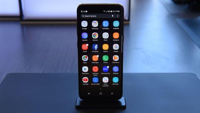 El Galaxy S8 y el S8+ vienen con un asistente digital propio, Bixby