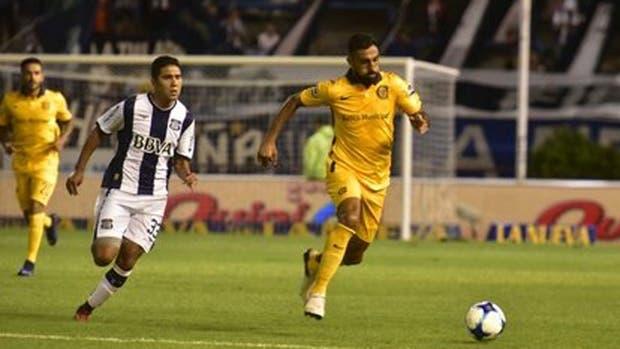 Rosario Central y su primer triunfo en el campeonato