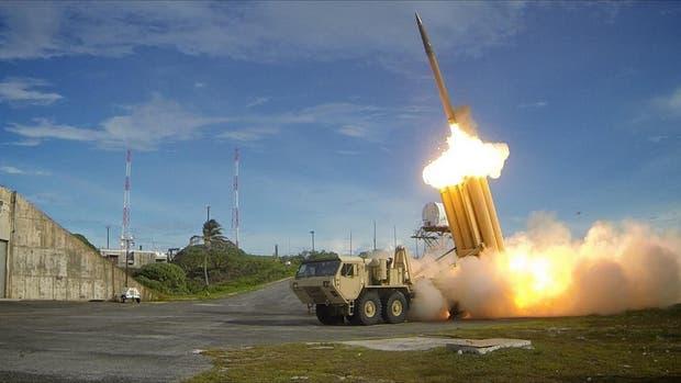 Un general del ejército de EEUU confirmó que se utilizó un misl Patriot para derribar un drone de uso comercial con un valor de 200 dólares