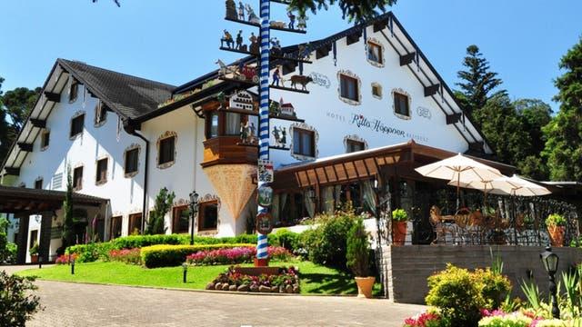 Hotel Ritta Hoppner, en Brasil