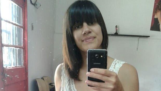 La víctima, Cintia Laudonio