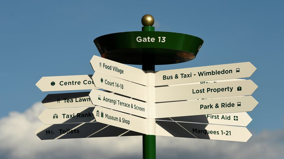 Curiosidades Wimbledon. Foto: AELTC