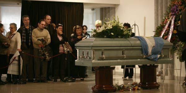 Dolor y tristeza en el último adiós a Cabral