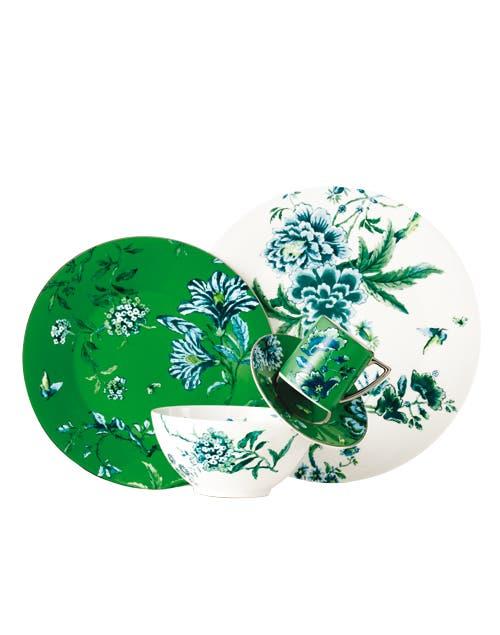 Juego de porcelana inglesa Wedgwood diseñado por Jasper Conran Ariete.