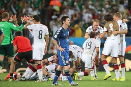 A un año de la final de Brasil 2014, Argentina y Alemania en el espejo