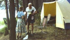 La amistad entre Karol Wojtyla y Tymieniecka empezó en 1973. Foto: Bill and Jadwiga Smith (BBC)