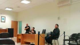 La audiencia de control de detención