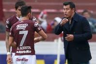 """Jorge Almirón: """"Los que antes decían que era malísimo ahora me dicen ¡qué bien juega Lanús!"""""""