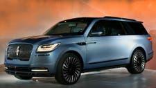 Así es el Navigator, el nuevo concept de Lincoln.