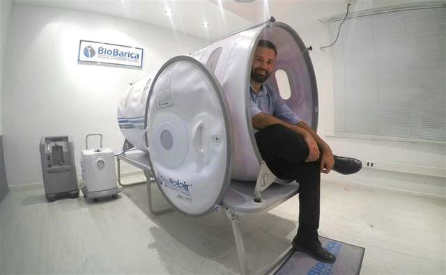 Ivo Teler contó que desde 2010 BioBarica exportó más de 450 equipos