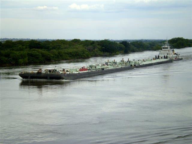 La Hidrovía, ruta natural de desarrollo logístico y productivo del país