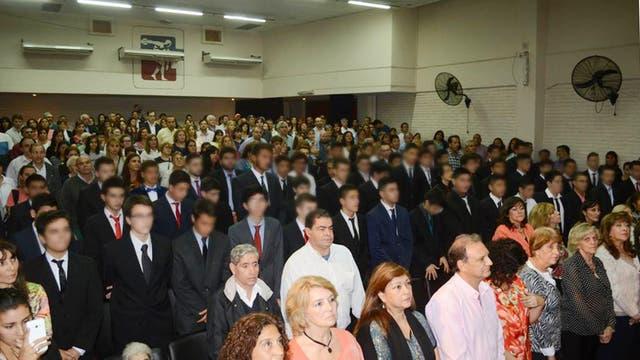 Un colegio de Tucumán de la Universidad Nacional donde más del 70% de los estudiantes se oponen a que sea mixto
