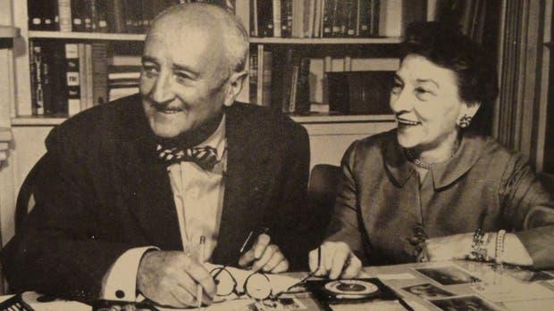 William Friedman y Elizebeth Smith, quienes se casaron en 1917 y tuvieron dos hijos, hicieron importantes contribuciones a la criptología. (Foto: Museo Nacional Criptológico/Wikimedia)