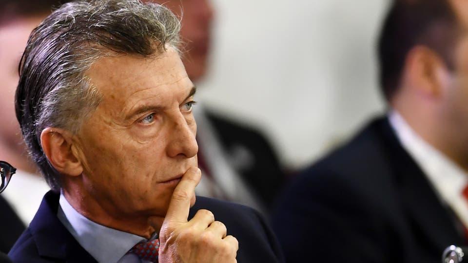 """Macri defendió la reforma jubilatoria y admitió que """"siempre se puede mejorar en comunicación"""""""