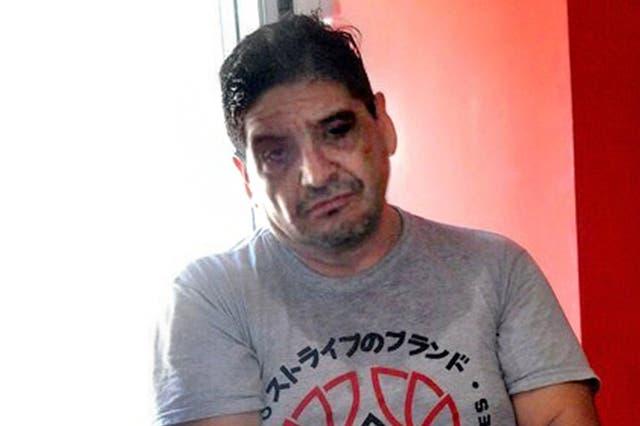 Humberto Monteros había sido detenido el jueves