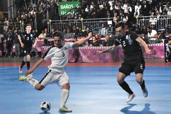Irak devolvió gentilezas en el futsal: goleó por 4 a 1 a la Argentina y la dejó muy complicada