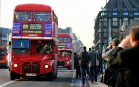 El autobús de dos pisos, elegido