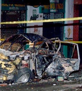 La explosión causó importantes daños materiales