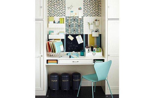 Ponele onda a tu oficina ideas para decorar tu for Ideas para decorar mi escritorio