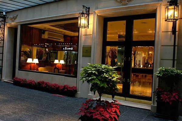Dentro del Hotel Meliá Recoleta, One Spa apuesta al cuidado personalizado. Foto: Gentileza One Spa