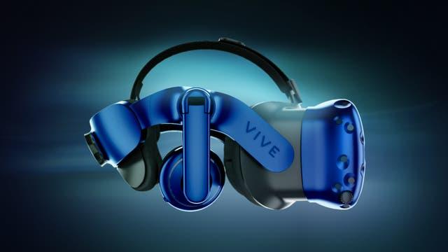 HTC Vive Pro, el nuevo anteojo de realidad virtual de HTC
