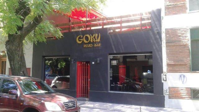 En Goku, los sabores orientales se abren en un abanico amplio