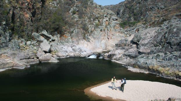 Reserva Cerro Blanco.