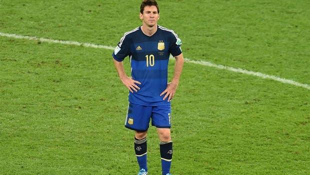 Messi ganó un juicio por injurias y donó la plata