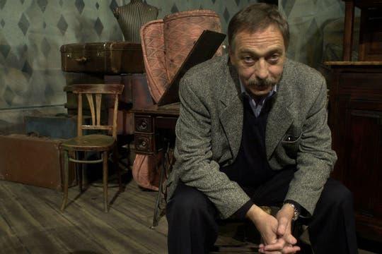Brandoni, uno de los actores con más experiencia en la política. Foto: Archivo