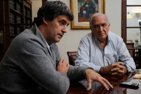 Alfonso Prat-Gay y Gil Lavedra