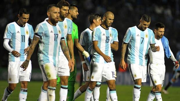 Argentina deja el Centenario después del empate