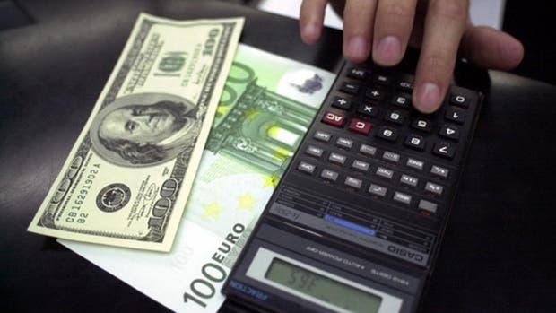 El dólar mayorista cotizó por debajo de los $ 13