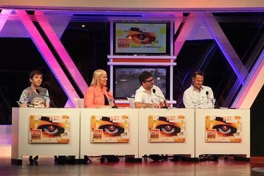lanacion.com se metió detrás de las cámaras del debate. Foto: lanacion.com / Ariela Bernater