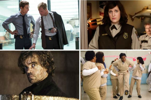 True Detective, Fargo, Game of Thrones y Orange is the New Black, algunas de las series más nominadas a los premios Emmy de este año