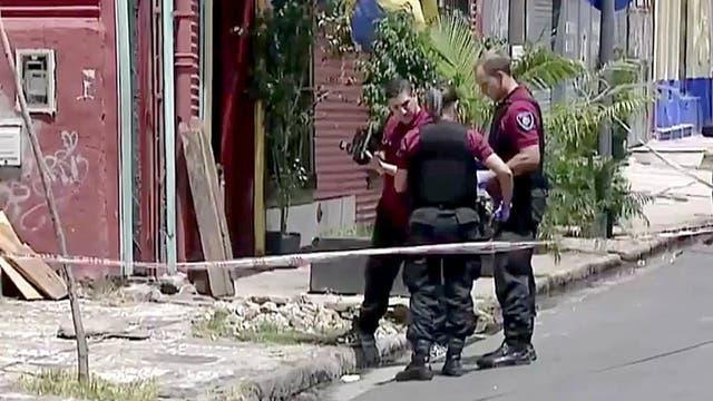 Un turista estadounidense fue apuñalado en La Boca y está grave