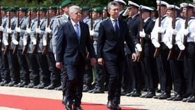Alemania, la última parada de la gira de Macri en Europa