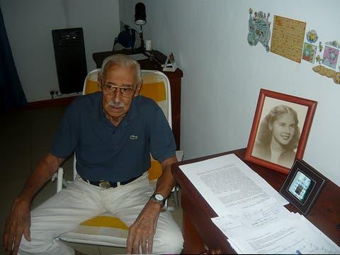 """Imágenes de Jorge Rafael Videla en la prisión de Campo de Mayo publicadas en el libro """"Disposición Final"""", de Ceferino Reato."""