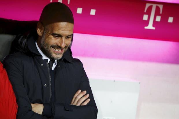 Pep Guardiola llega al fútbol inglés