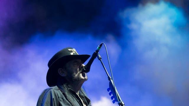 Lemmy vino por última vez a Buenos Aires en mayo de este año