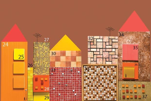 Azulejos Baño Bauhaus:Lo último en revestimientos para el baño – Living – ESPACIO LIVING