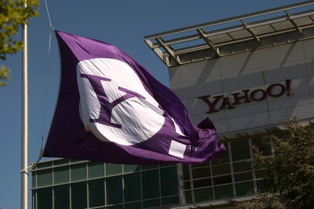 Una vista de la sede de Yahoo! en Sunnyvale, Claifornia. La compañía de Internet reaccionó indignada y negó haber tenido conocimiento previo del espionaje realizado por el gobierno británico