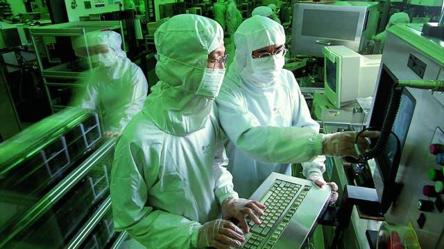 TSMC es el mayor fabricante de microchips por encargo después de Samsung