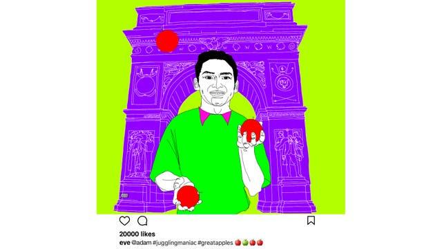 Instagram hoy funciona también como una red de citas
