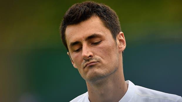 El tenista Tomic aconsejó a los jóvenes no dedicarse a su deporte