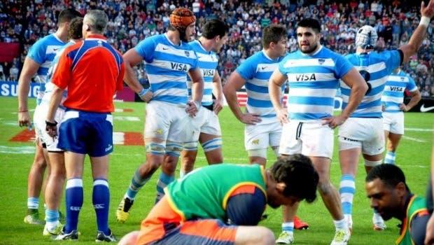 Los Pumas no pudieron y perdieron otra vez con Inglaterra